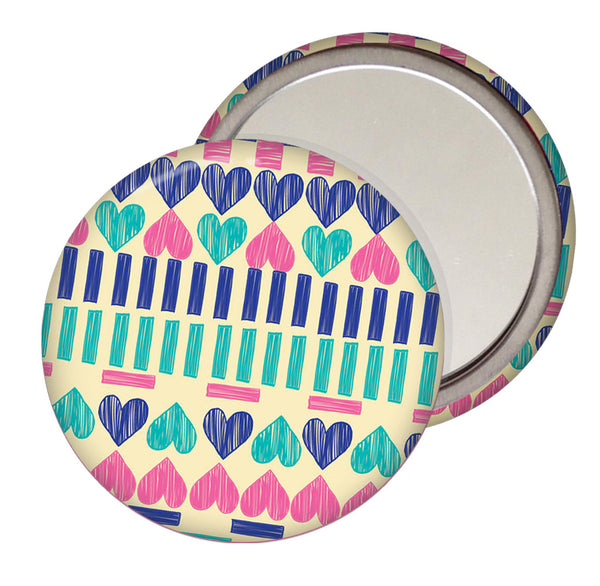 Aztec Pocket Mirror