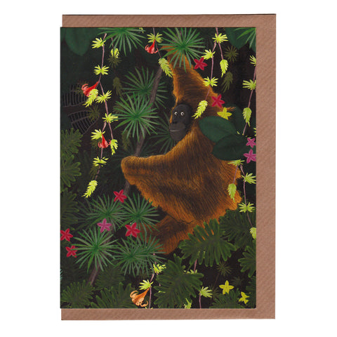 Jungle Orangutan