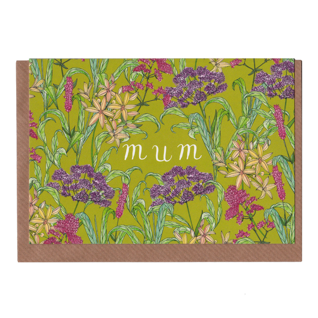 Mum - Wildflowers