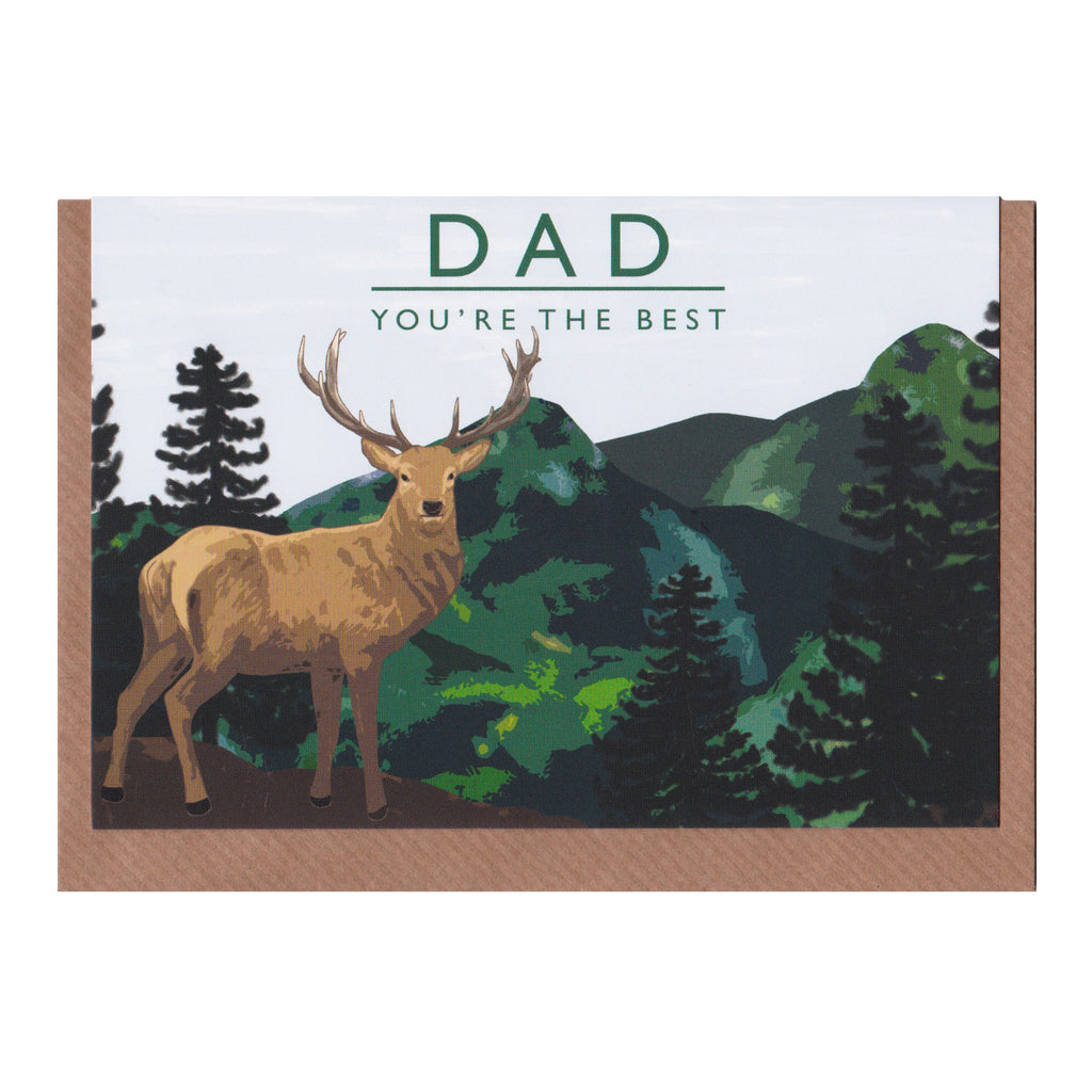 Dad - Stag