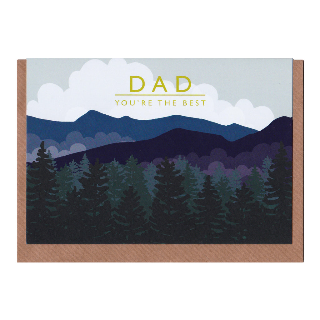 Dad - Mountains