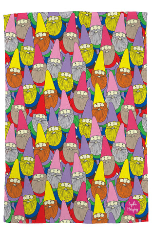 Mister Gnome - Tea Towel