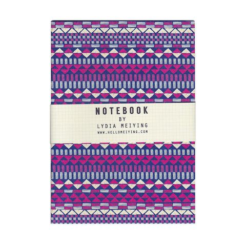 Aztec - Mini Notebook