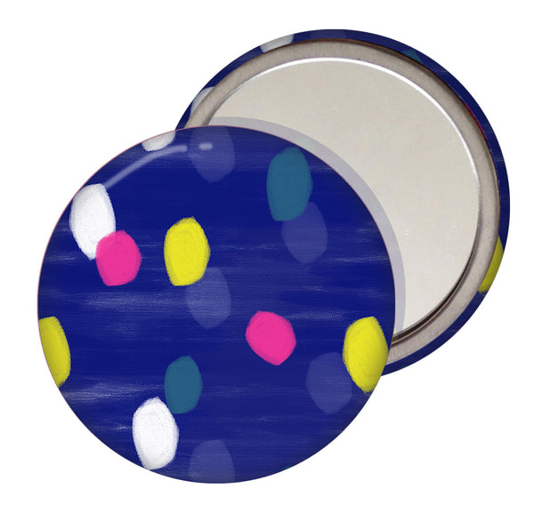 Spotty Pocket Mirror