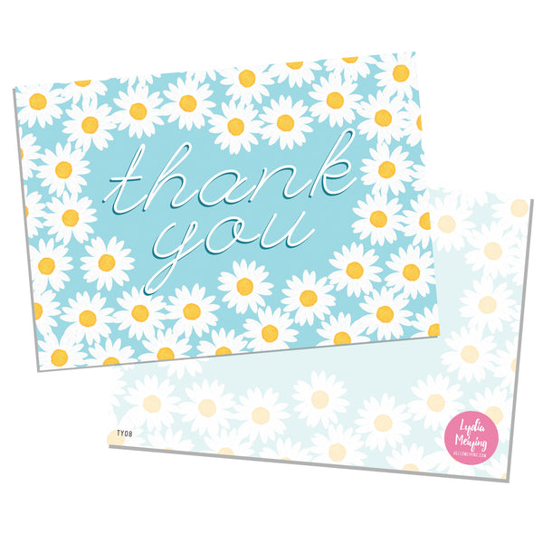Thank You Cards - Assorted Pack