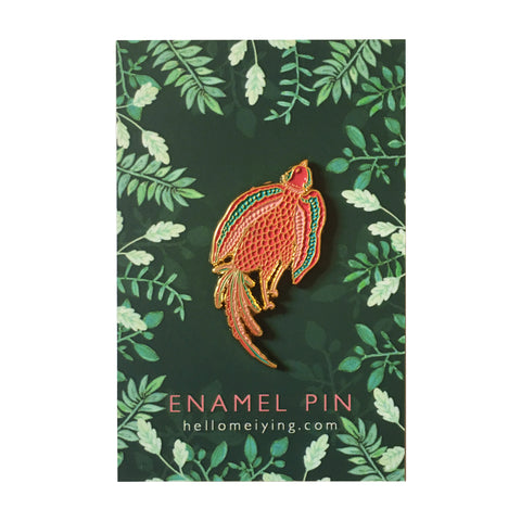 *Limited Edition* Phoenix - Enamel Pin