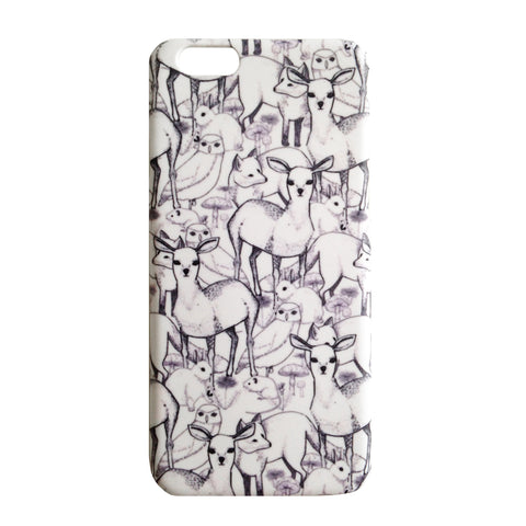 iPhone 6 Case - Woodland
