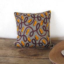 Free Shipping!!! Cushion Cover / Cotton African Wax Cushion