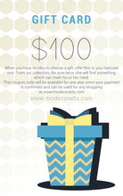 Gift Card Of $100 / Voucher