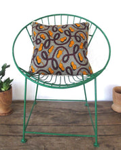 Handmade Metal Garden Chair / Coffee Metallic Chair
