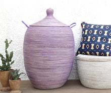 Sale Solid Purple In Xxl / Laundry Hamper Tajine Lid Basket