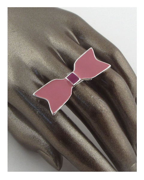 Adjustable bow ring