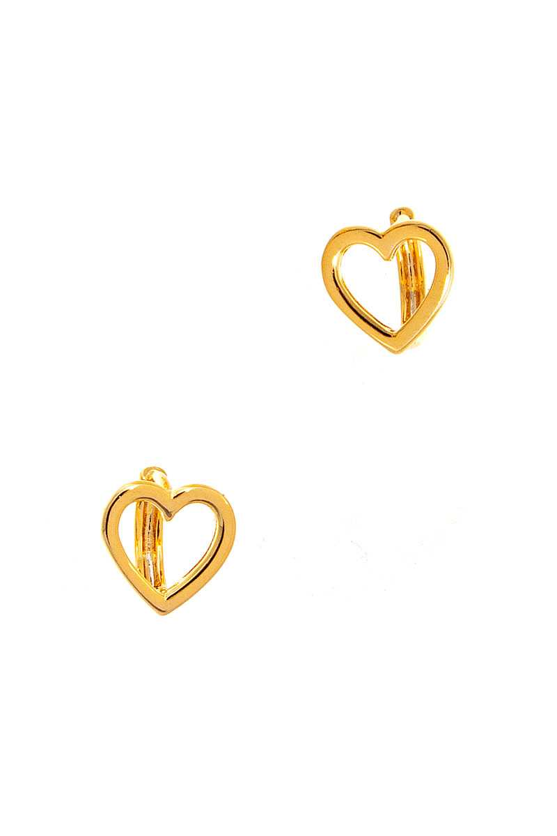 Cute Mini Heart Earring