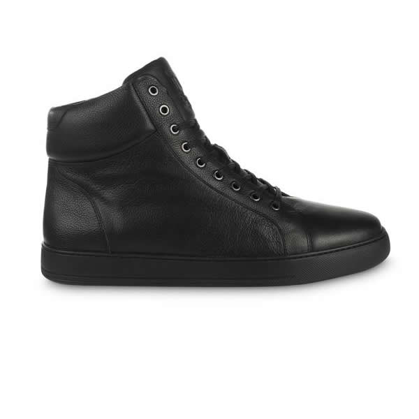 High top sneaker | The Knight