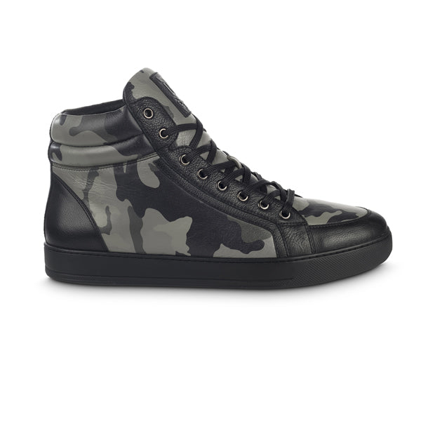 The Hero in Camo | Sneakers | Donum Shoes