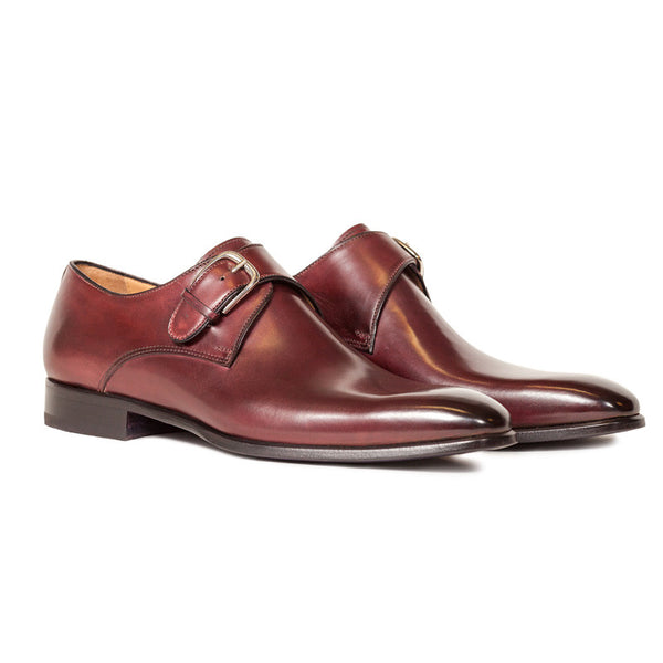 Classic single monk dress-shoes | The Bloke