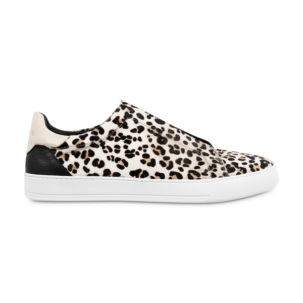 Low top sneaker | The Absolut Leopard