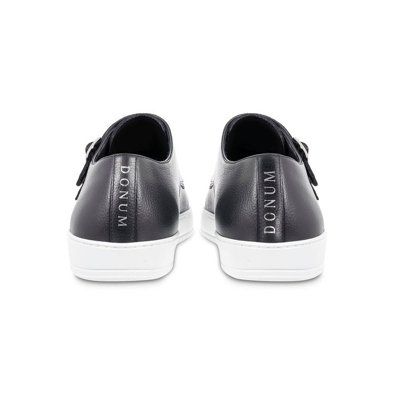 Double Monk Strap Sneaker | The Noble