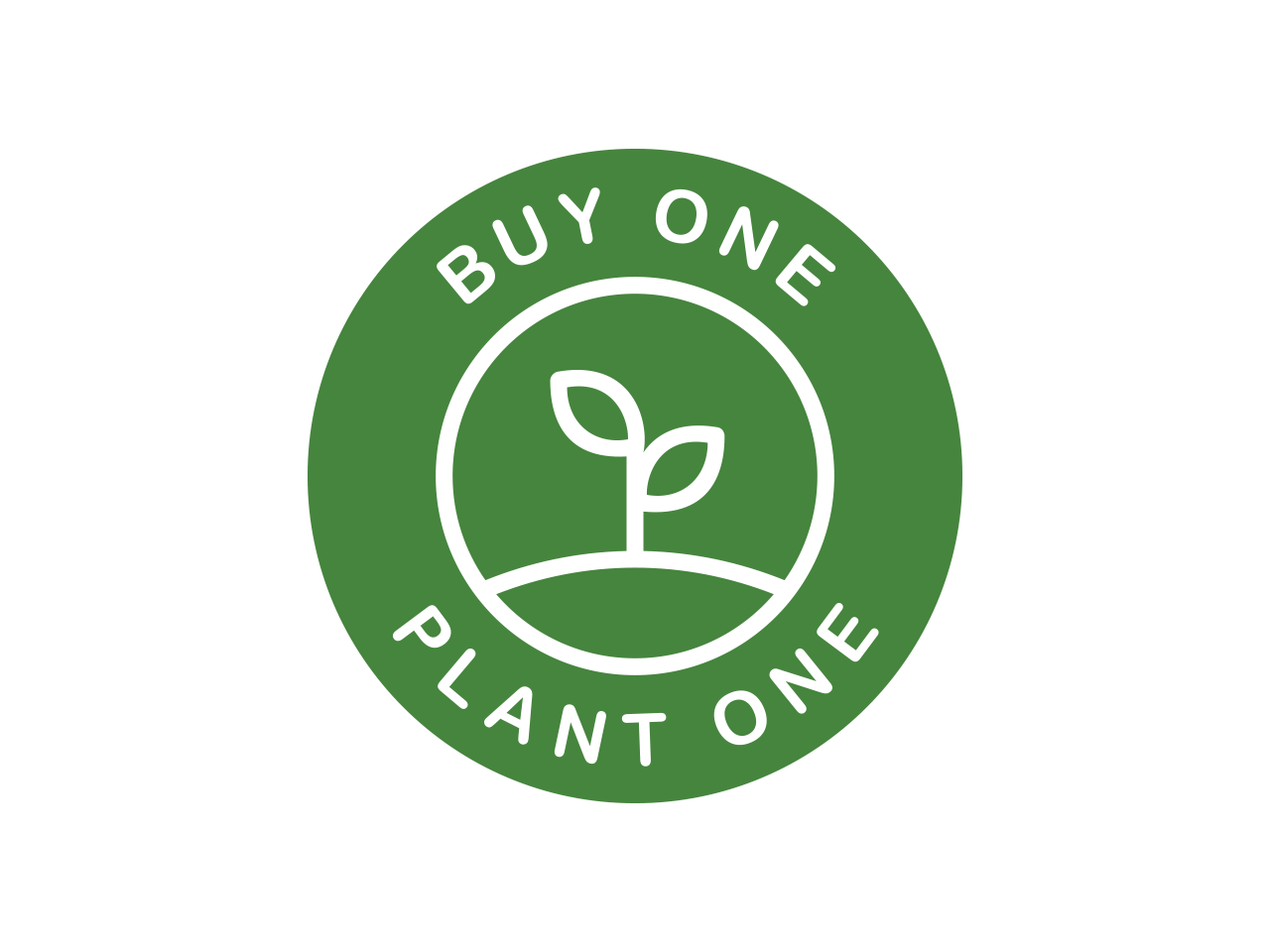 Buy One. Plant One.