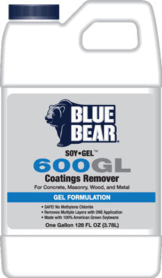 Franmar Blue Bear 600GL Paint & Coating Remover