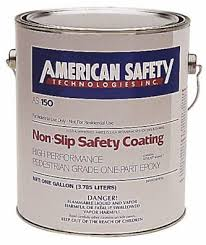 How to Apply American Safety Non-Skid Coatings