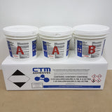 CTM Adhesives UCTR-725 Chemical Resistant Urethane (UCTR-725 A/B)