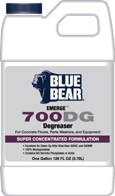 Franmar Blue Bear 700DG (Emerge Degreaser)