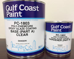 PC-1803 Solvent Free Epoxy Coating (Clear)