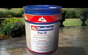 ChemMasters Traz 25 - Methyl-Methacrylate Concrete Sealer