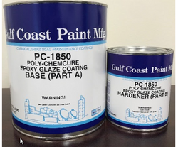 PC-1850 Solvent Free Epoxy Coating (Clear)