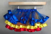 TUTU - SNOW WHITE SATIN RIBBON
