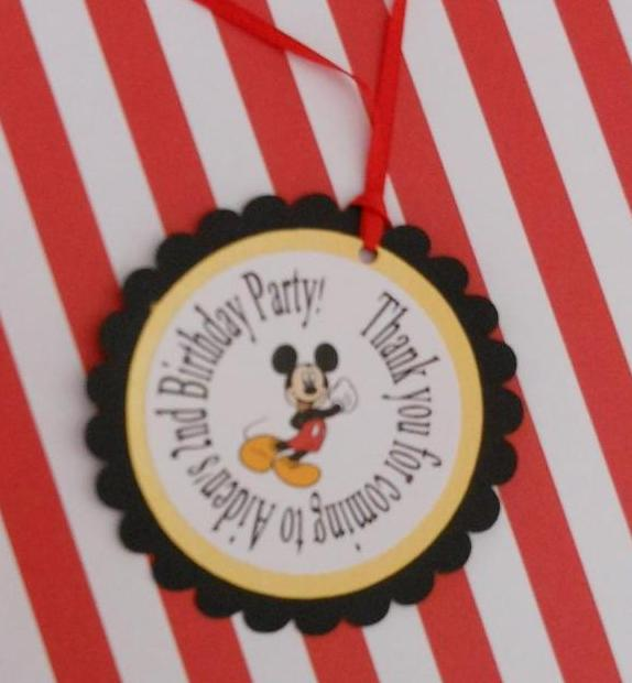 MICKEY FAVOR TAGS