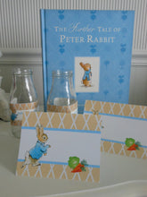 PETER RABBIT TABLE TENTS