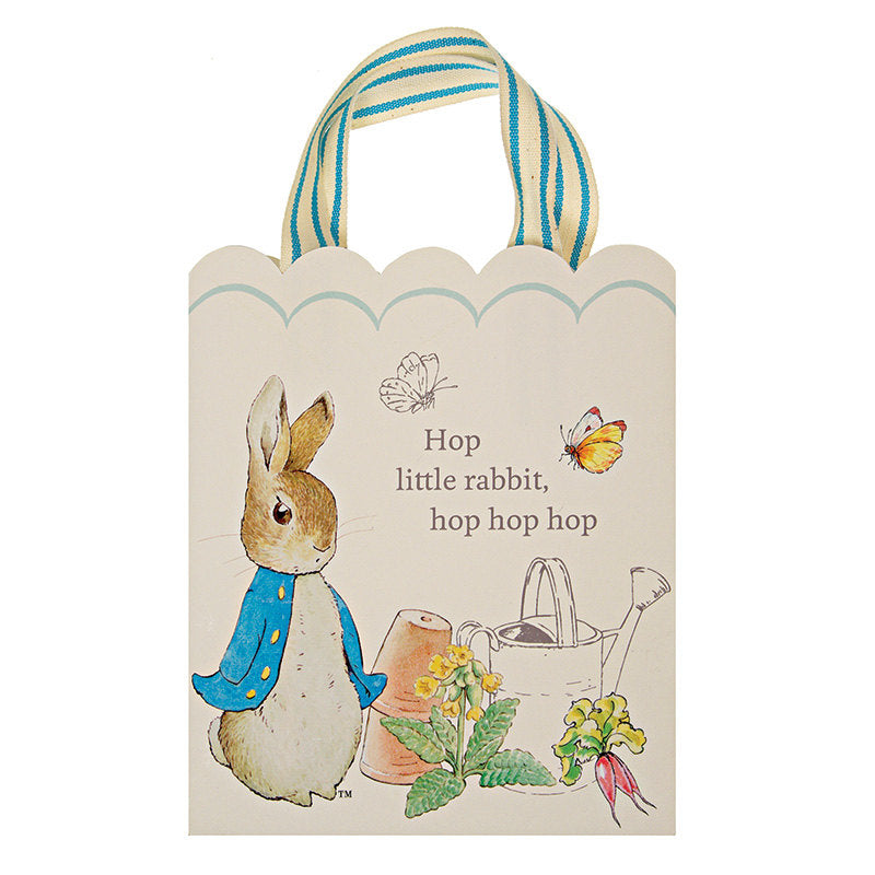 PETER RABBIT PAPER GIFT BAGS