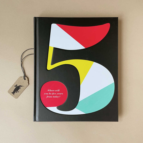 5: Where Will You Be 5 Years From Today Book - Books (Adult) - pucciManuli