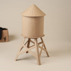 Cardboard New York City Water Tower Kit - Arts & Crafts - pucciManuli