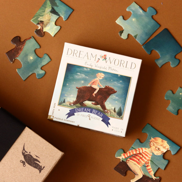 Dream World Bear Puzzle - Puzzles - pucciManuli