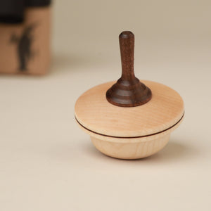 Duet Wooden Spinning Top - Spinning Tops/Yo-Yos - pucciManuli