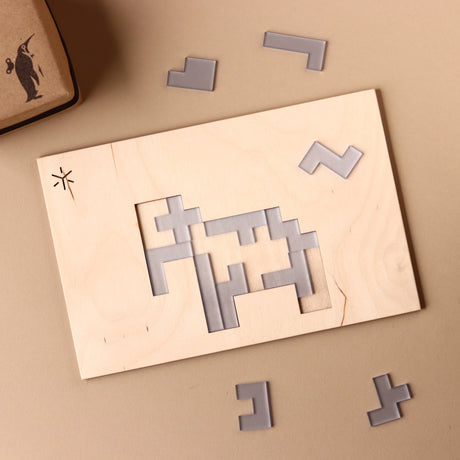 Elephant Pentomino Puzzle - Puzzles - pucciManuli