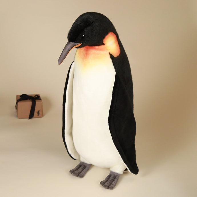 Emperor Penguin | Large - Stuffed Animals - pucciManuli