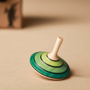 Tango Wooden Spinning Top | Small - Spinning Tops/Yo-Yos - pucciManuli