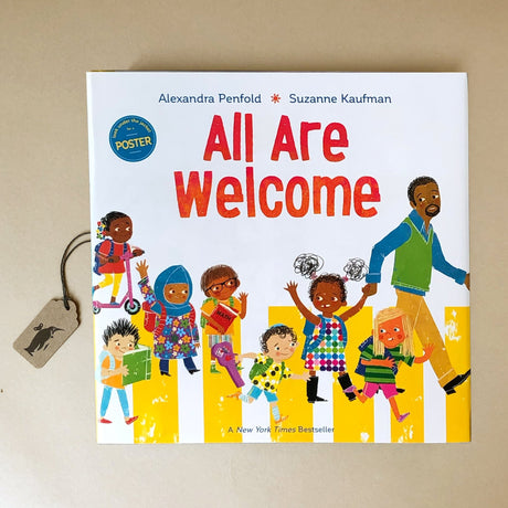 All Are Welcome - Books (Children's) - pucciManuli