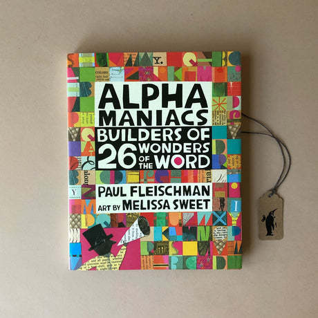 Alphamaniacs Book - Books (Children's) - pucciManuli