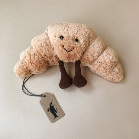 Amuseable Croissant | Small - Stuffed Animals - pucciManuli