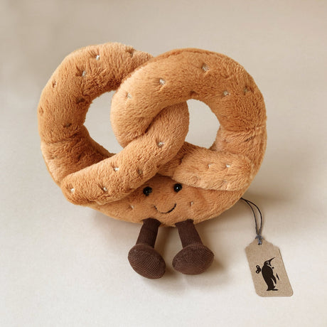 Amuseable Pretzel - Stuffed Animals - pucciManuli