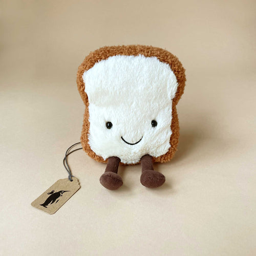 Amuseable Toast | Small - Stuffed Animals - pucciManuli