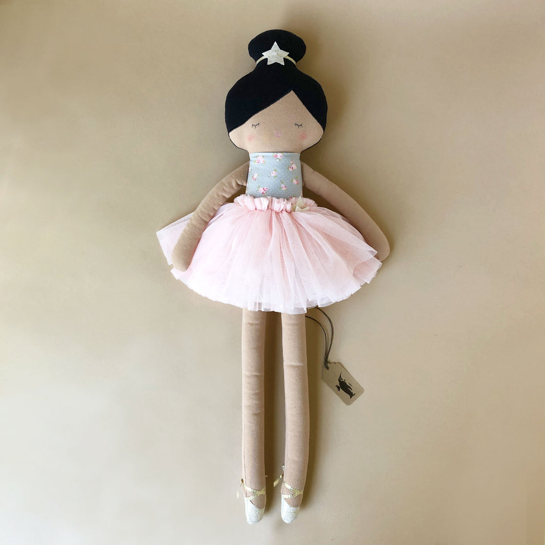 Arabella Ballerina | Peach - Dolls & Doll Accessories - pucciManuli