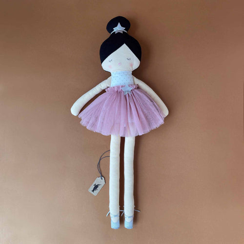 arabella-ballerina-doll-with-rose-tutu-and-black-hair