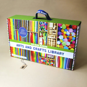 Arts & Crafts Library - Arts & Crafts - pucciManuli