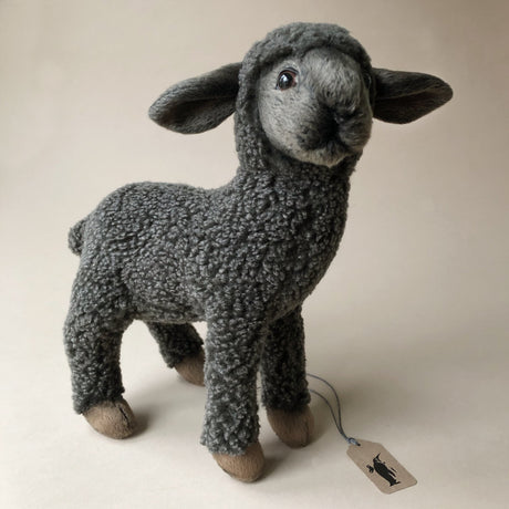 Black Sheep Kid - Stuffed Animals - pucciManuli